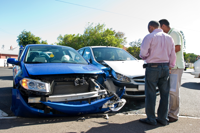 Top 3 Causes of Auto Accidents in NC