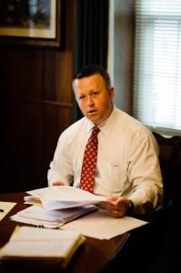 Attorney Bradley Hunt