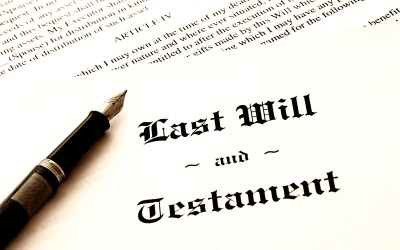 Should I Write Out My Own Will?