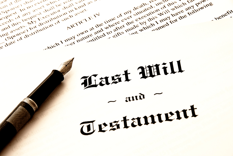 "Contested Wills: When is a Last Will Not ""The"" Last Will?"