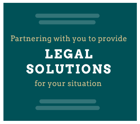 Legal solutions for your situation