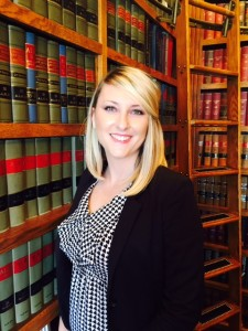 Jennifer Leonard, Real Estate Paralegal