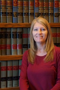 Margaret Story - Estates Legal Assistant