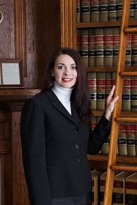 Suzanne Michael, NC Certified Paralegal