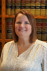 Crystal Clinard, Estates Paralegal