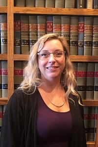 Rebecca Bishop, Paralegal