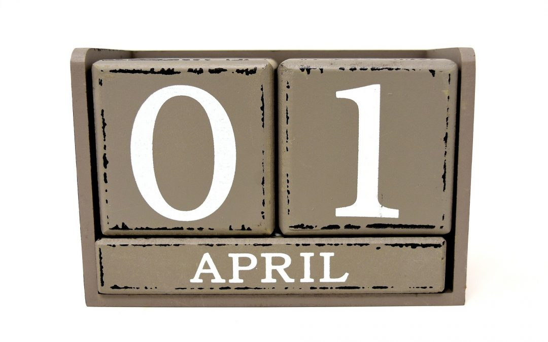 April Update 2020