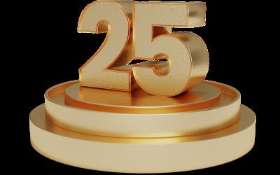 David Inabinett Celebrates 25 Years with Brinkley Walser Stoner